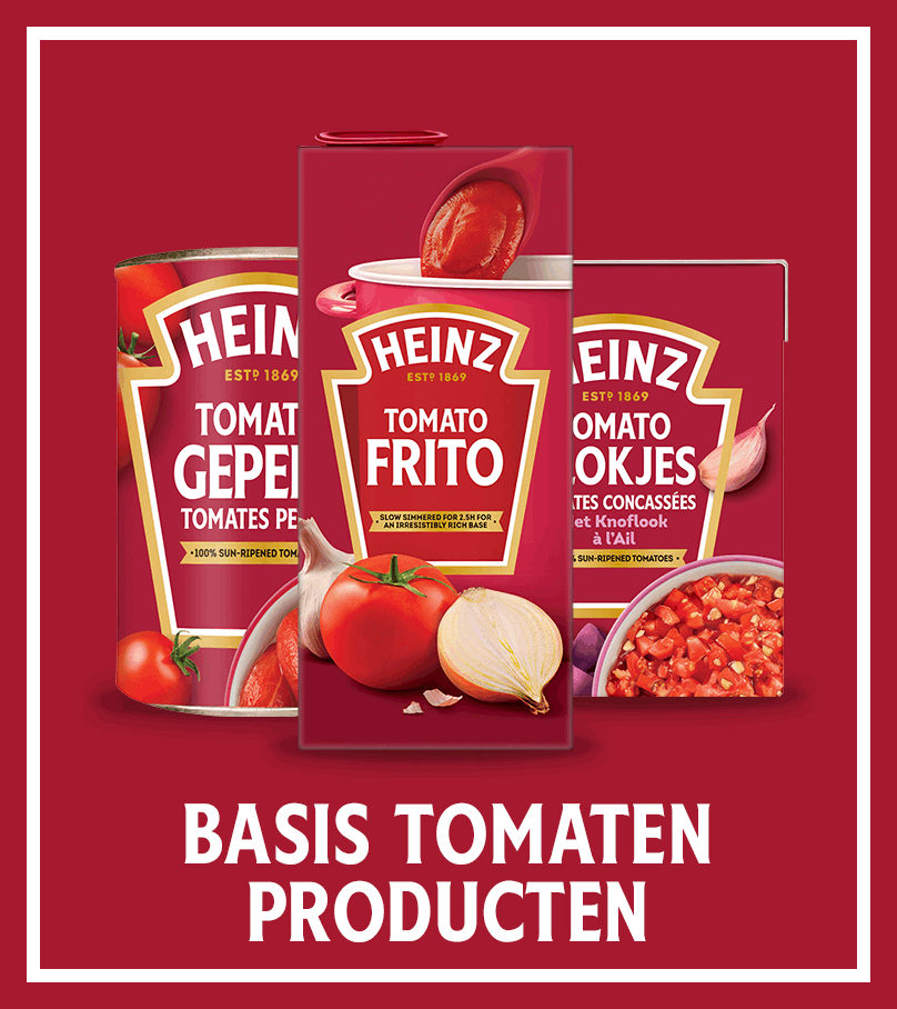 Basis Tomaten Producten