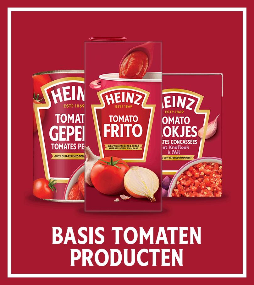 Basis Tomaten Producten