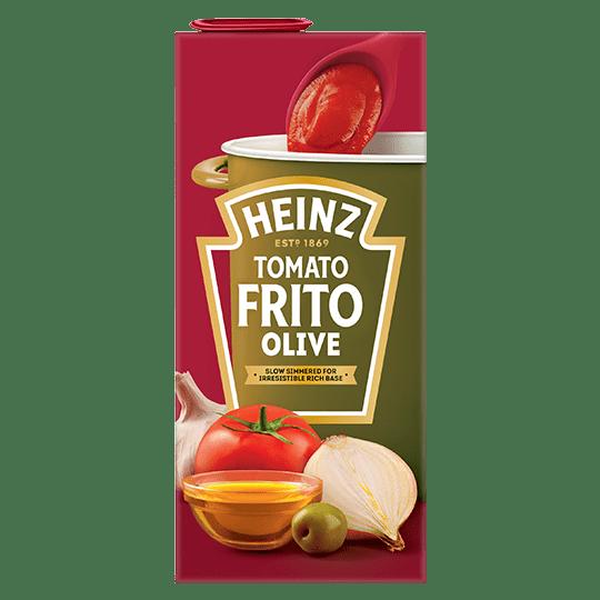 Tomato Frito Olive