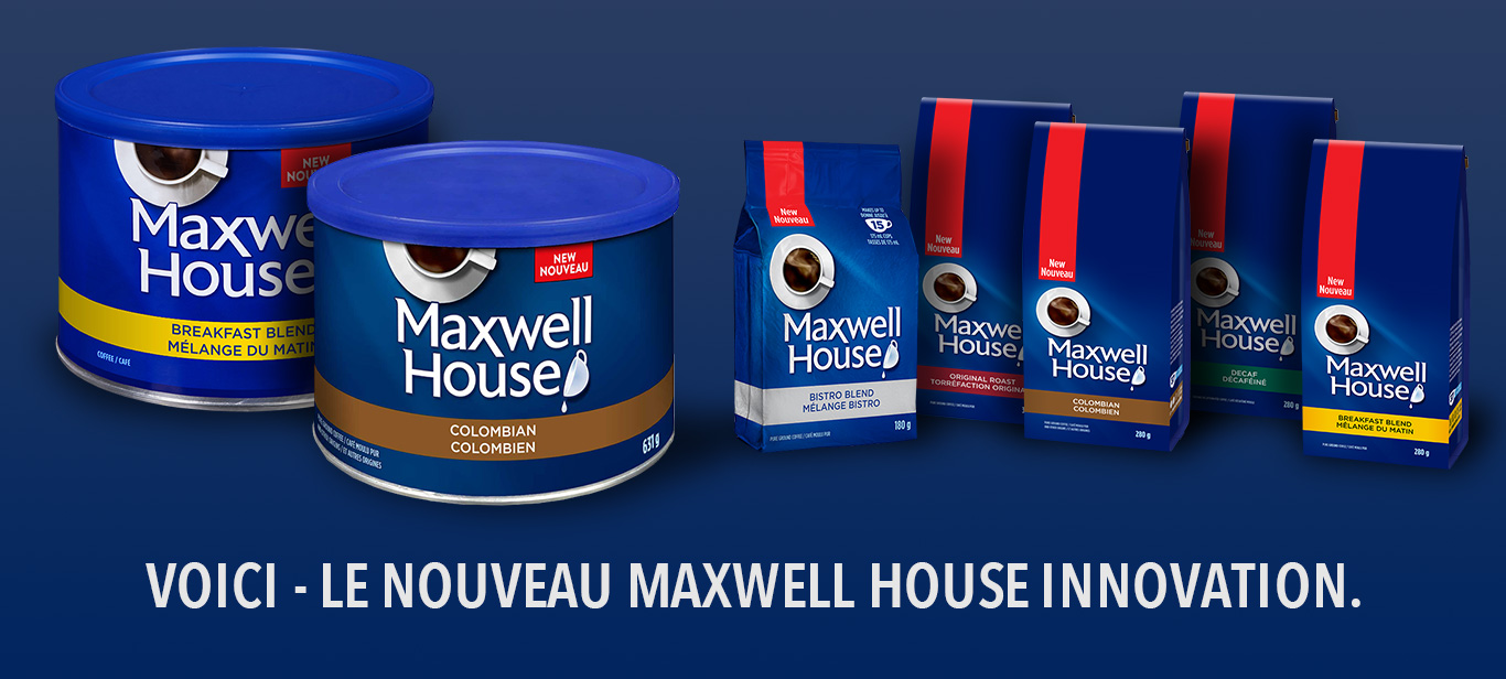 Maxwell House Banner Image