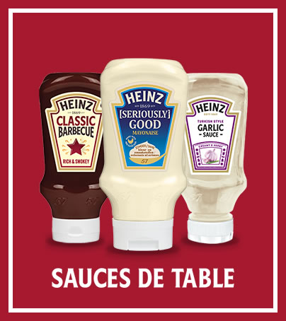 Sauces de Table