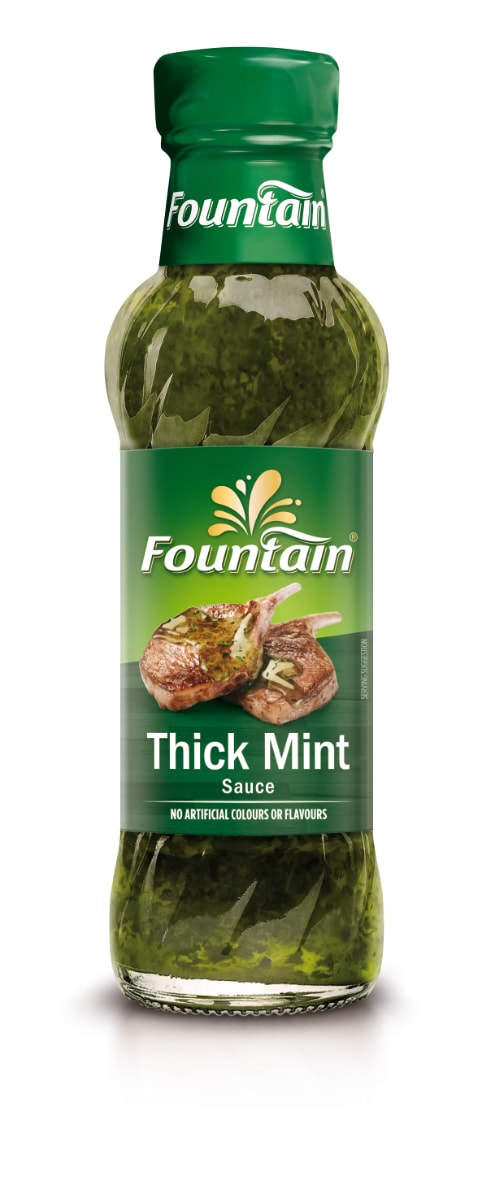 Thick Mint Sauce 250ML image