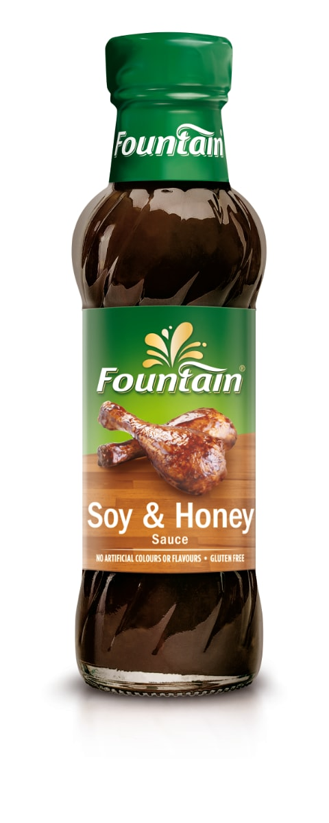Soy and Honey Sauce 250ML image