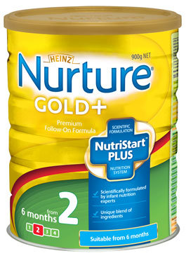 Heinz Nurture® Gold Follow-On Formula 2