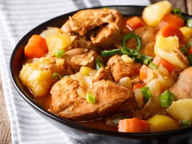 Autumn Chicken Casserole image