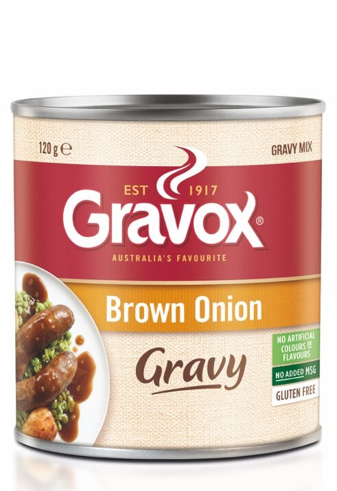 Brown Onion Gravy 120g