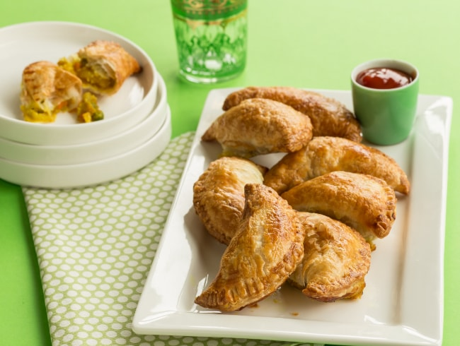 Vegetable Pasties