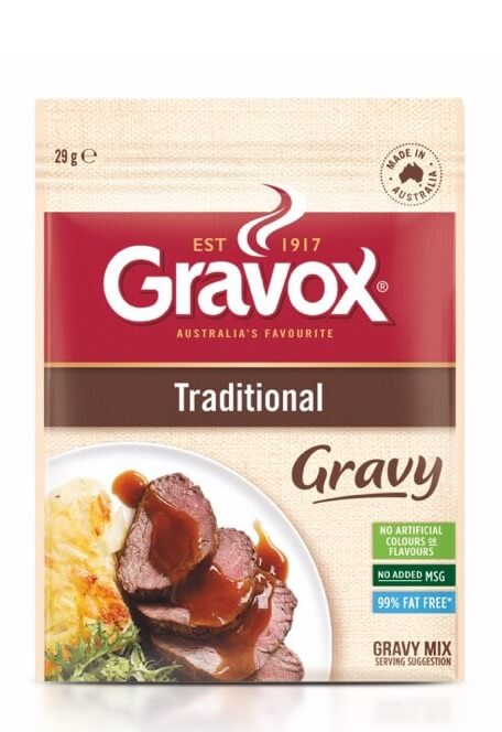 Traditional Gravy 29g image