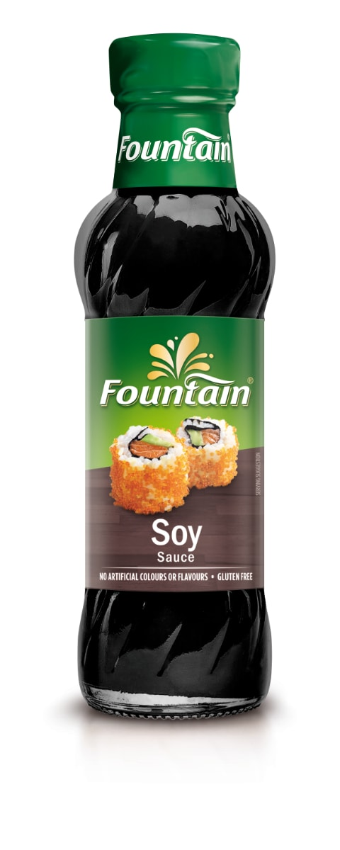 Soy Sauce 250ML image