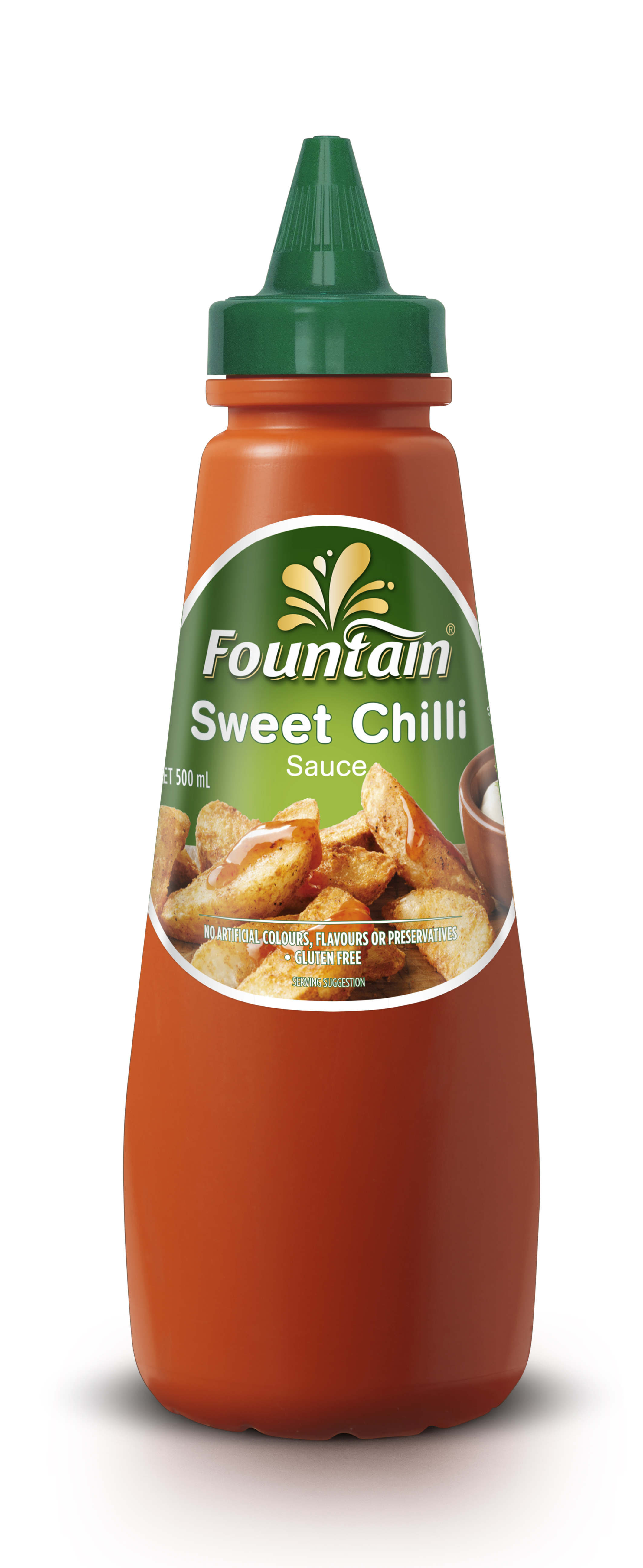 Sweet Chilli Sauce 500ML image