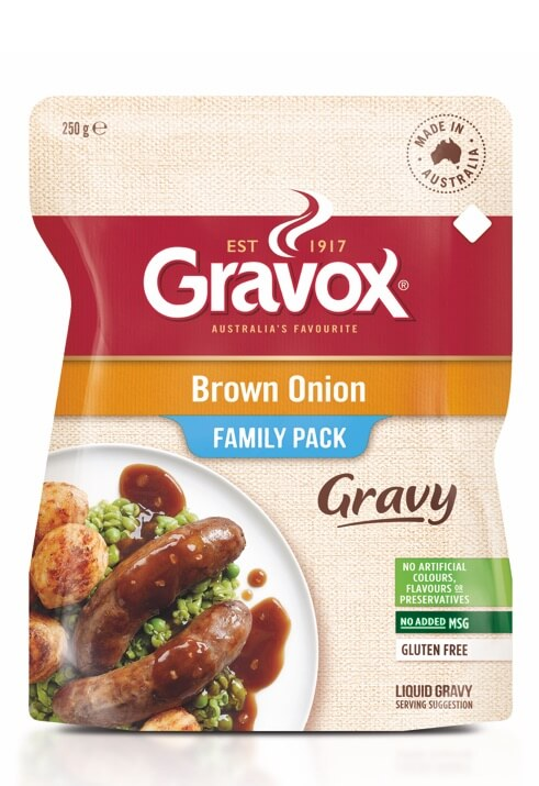Brown Onion Gravy 250g