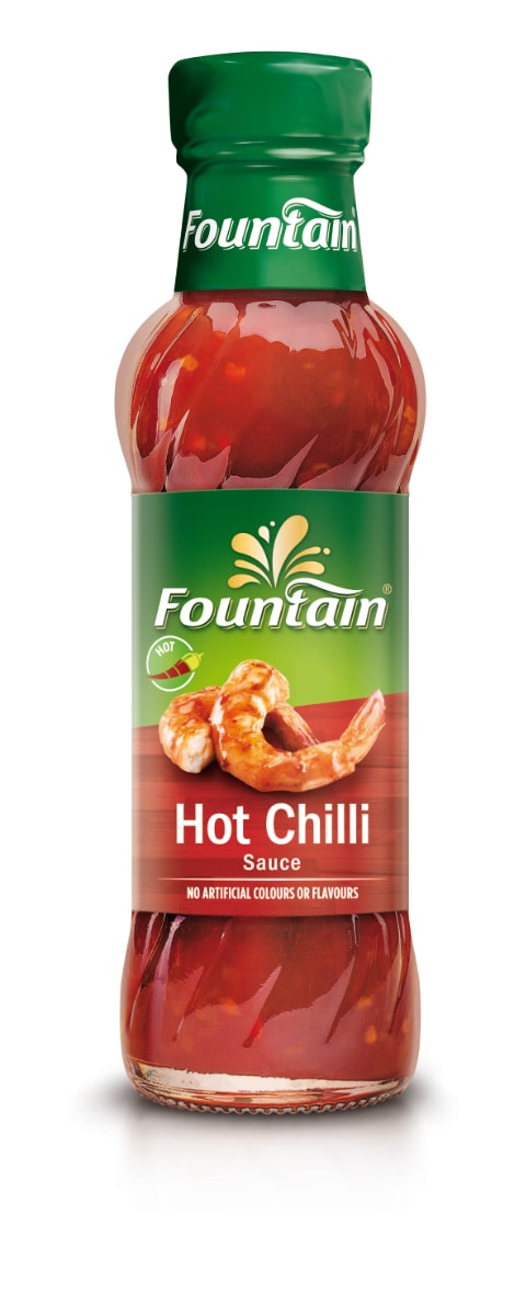 Hot Chilli Sauce 250ML image