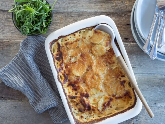 Creamy Potato Bake image