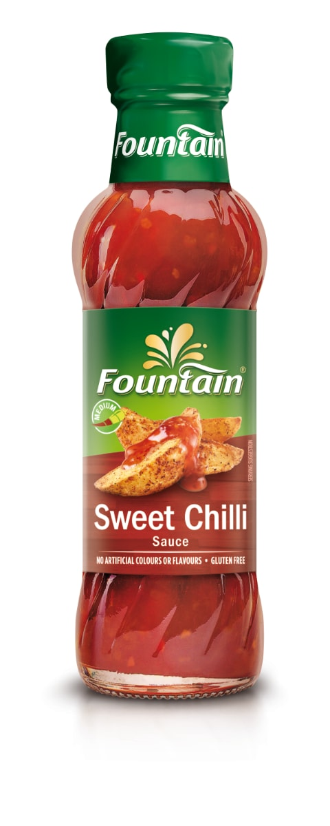 Sweet Chilli Sauce 250ML image
