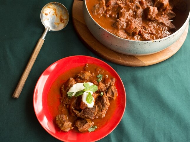Curried Beef image