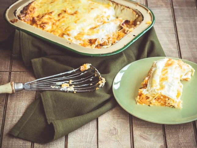 Sweet Potato Cannelloni image