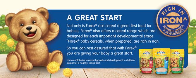 Farex-AGreatStart