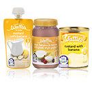 Wattie's ForBaby babyfood Yellow Label Stage 2 range