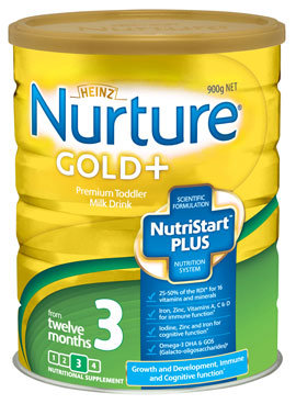Heinz Nurture® Gold Toddler Milk Drink 3
