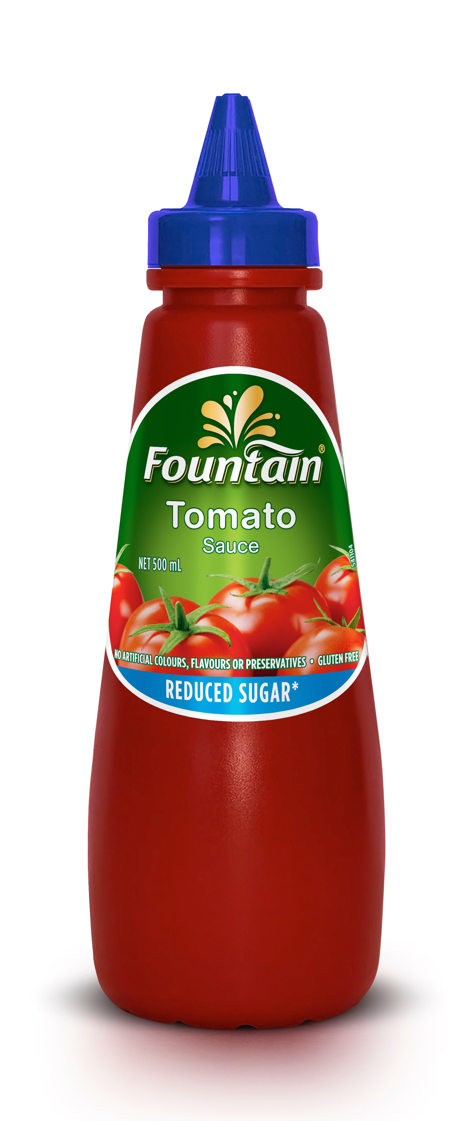 Tomato Sauce Reduce Sugar 500ML image