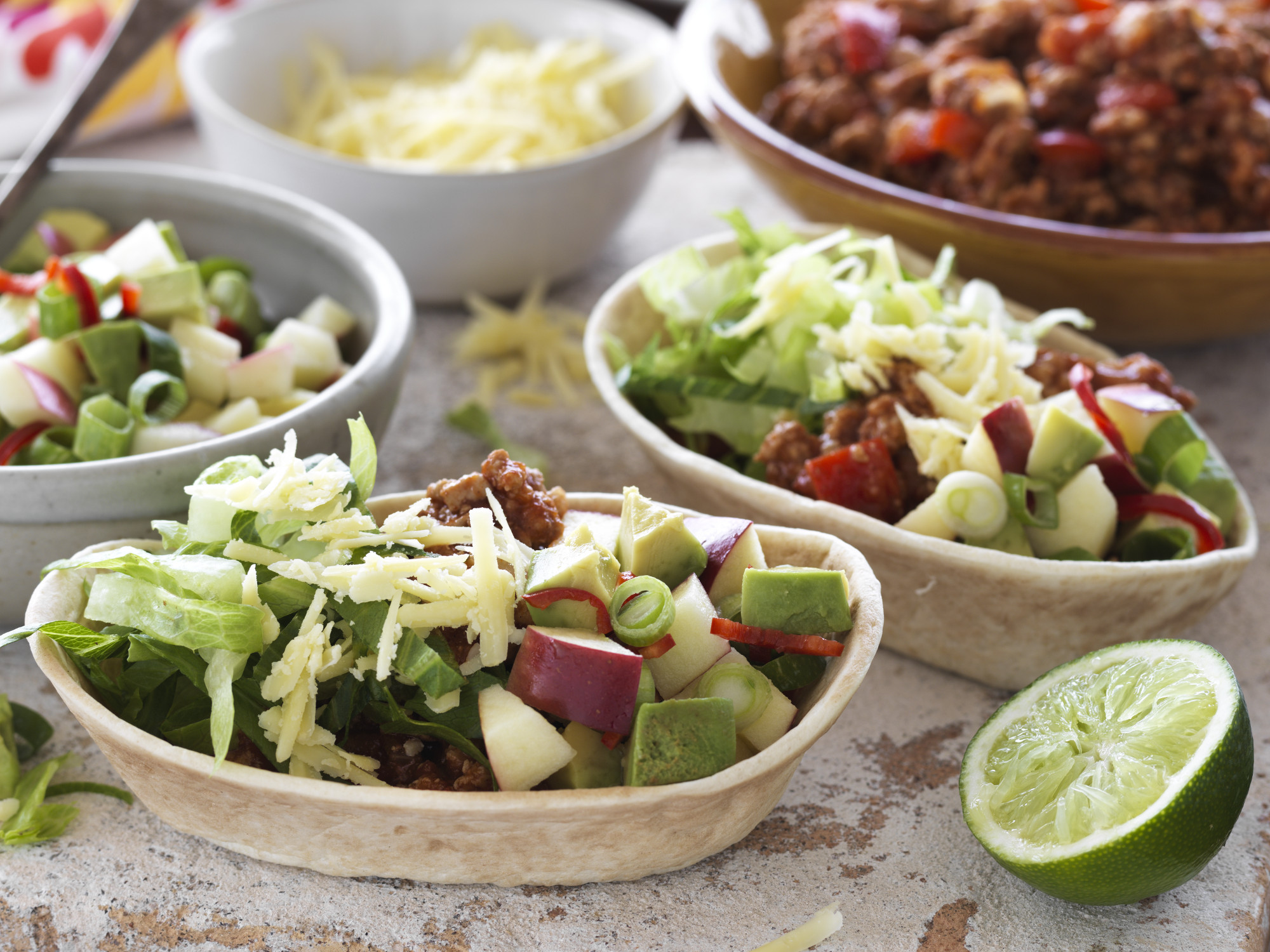 Pork and Chipotle Tacos