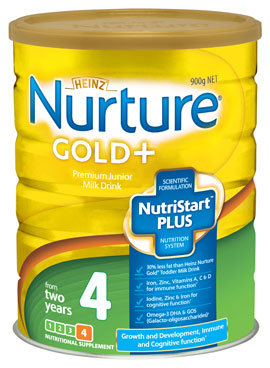 Heinz Nurture® Gold Junior Milk Drink 4