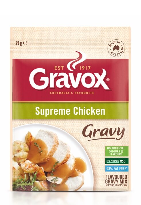 Supreme Chicken Gravy 29g image